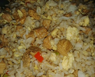 CHOW FAN DE POLLO