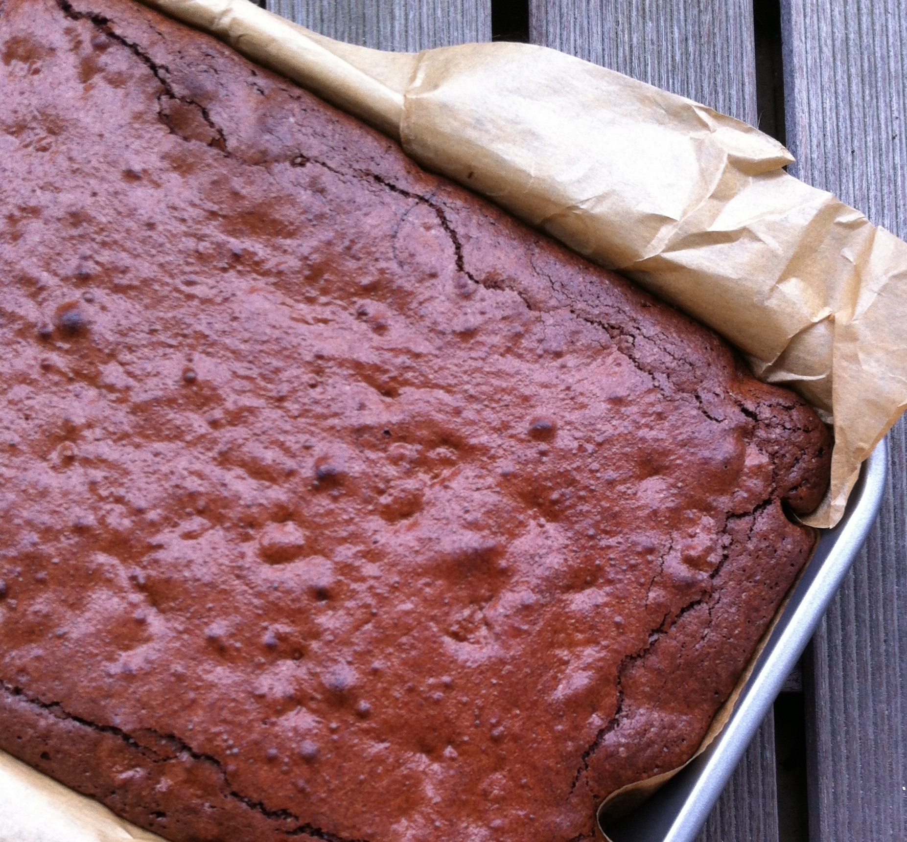 Brownies - blondies - lemonies