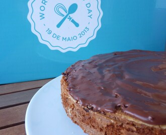 World Baking Day: Chococcino cake