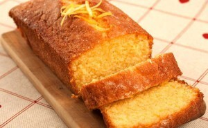 Lemon and Orange Drizzle Cake