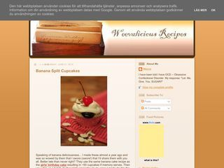 Weevalicious Recipes
