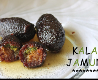 Kala Jamun / How to make Jamun using Instant Jamun Mix - Diwali Recipes