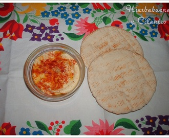 HUMMUS (THERMOMIX)