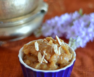 Atte ka halwa recipe - easy sweet recipes - food for kids
