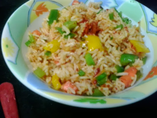 Schezwan Veg fried rice recipe |schezuan vegetable fried rice|indo chinese food