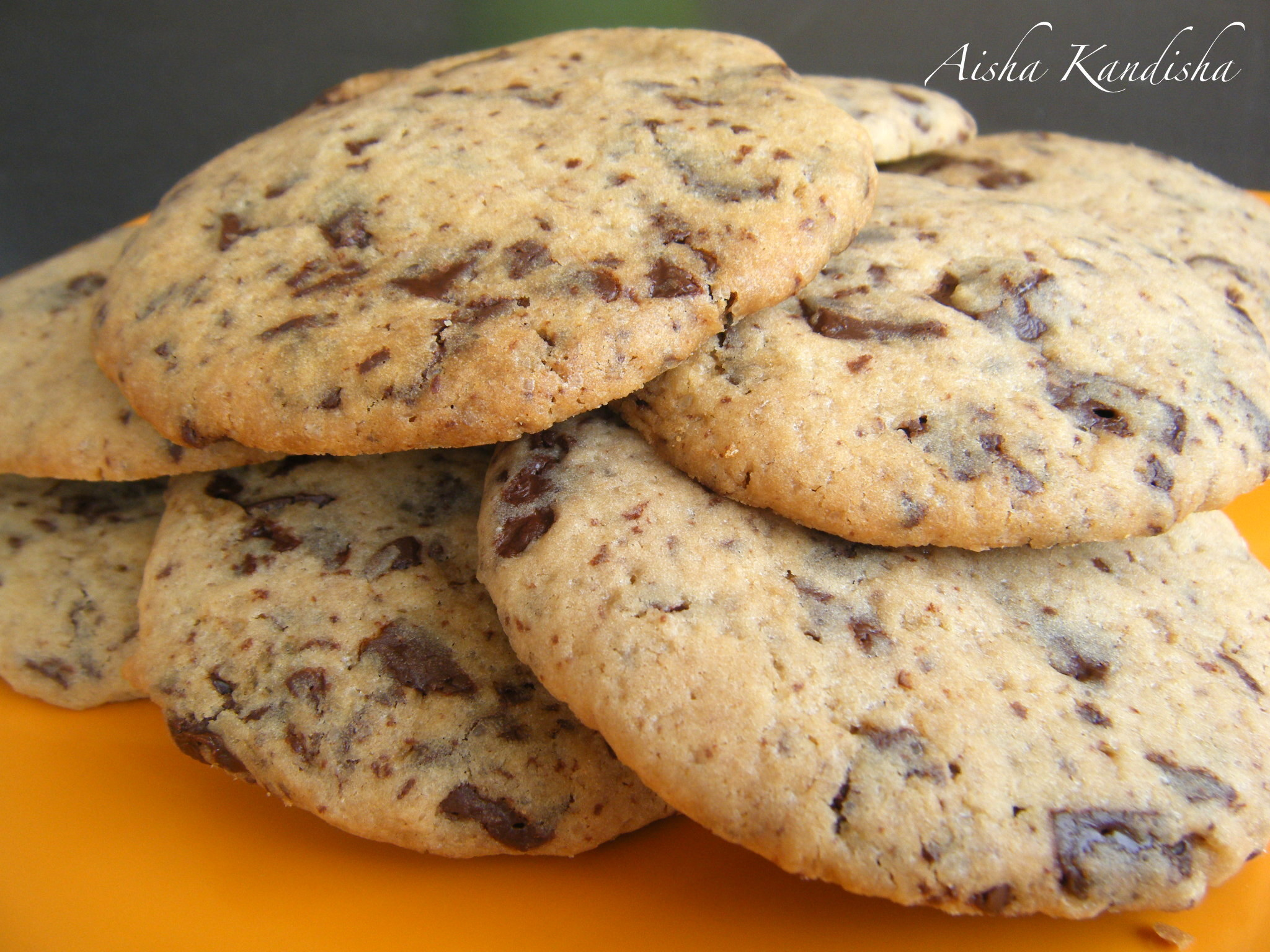 GALLETAS CON CHOCOLATE, COOKIES O LA INSOPORTABLE LEVEDAD DEL SER