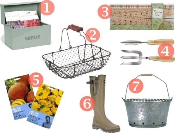 7 of the best: Gardening Gifts & Accessories