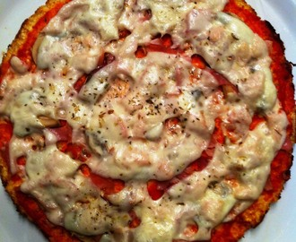 Pizza fingida