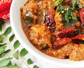 Nadan Chicken Curry (Kerala Style)