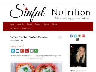 Sinful Nutrition