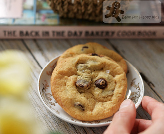 Chocolate Chip Cookies (Back in the Day Bakery)