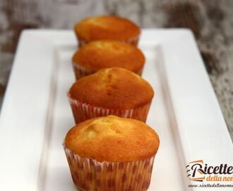 Muffin allo yogurt