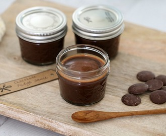 Thermomix Chocolate Fudge Sauce