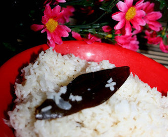 Ginger Garlic Rice(Inji Poondu Satham)