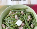 Quick and Easy Instant Pot Green Beans