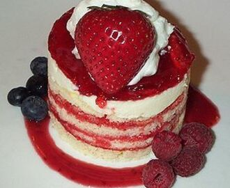 One of America's Favorites - Shortcake