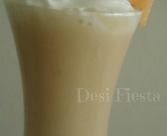 Cantaloupe Soymilk shake (Come On - Lets Cook Buddies) Entry 21