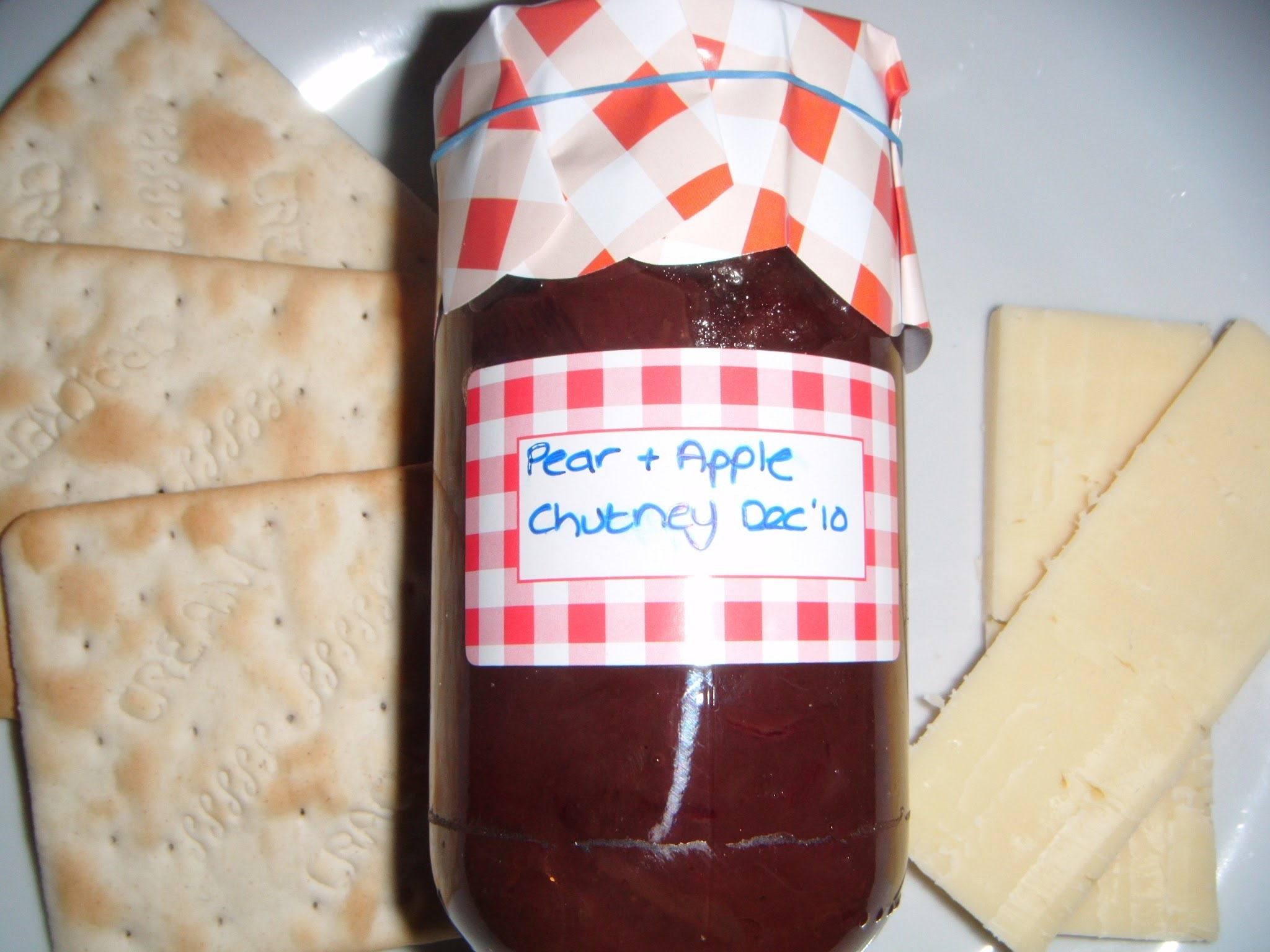 Apple & Pear Chutney