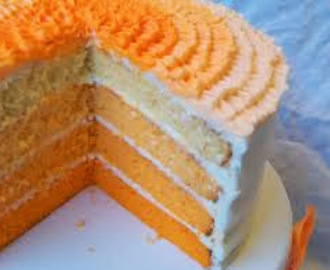 How To Make Eggless Orange Cake (Recipe Of Eggless Orange Cake)