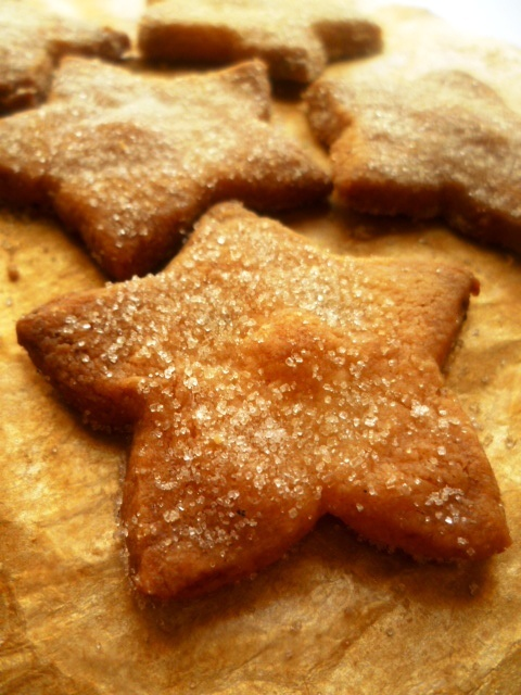 three, two, one . . . perfect shortbread every time