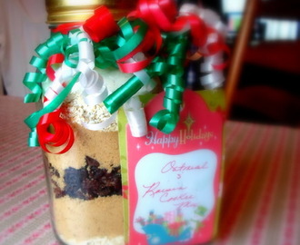 Gifts in a Jar, or Gifts from your Kitchen