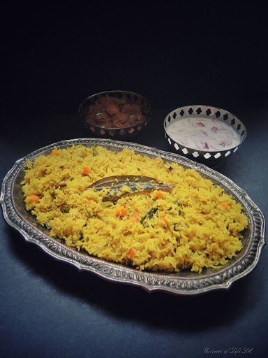 AMBUR VEGETABLE BIRIYANI
