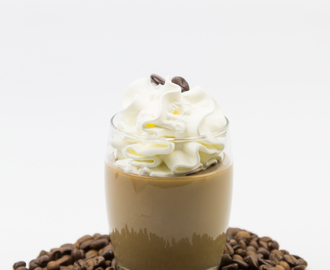 Vegan Coffee Pudding