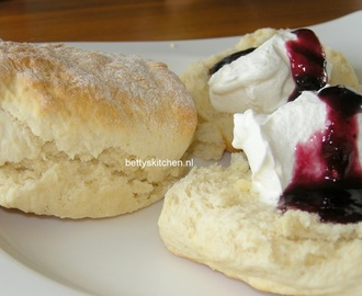 Recept: Lemonade Scones