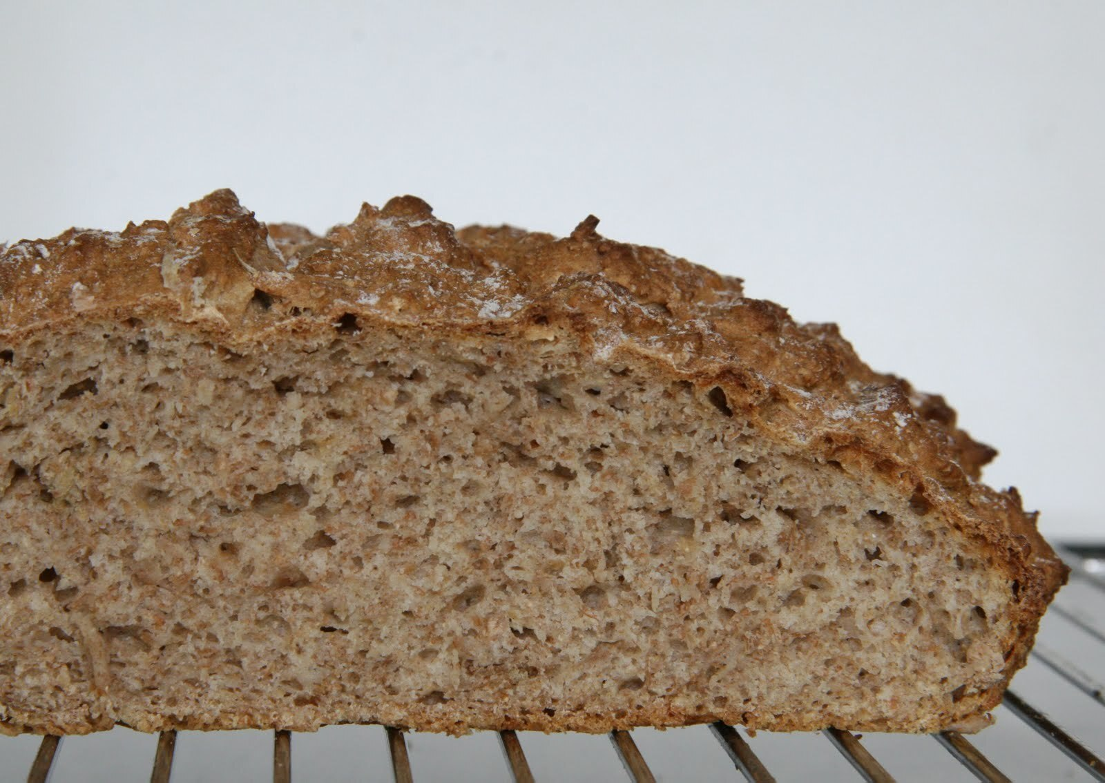 Irish Wheaten Bread (Brown Soda)