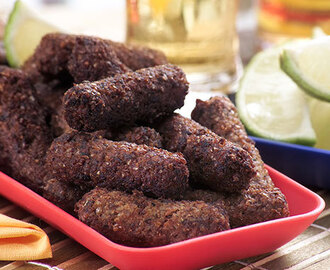 Grilled Kibbeh Recipe