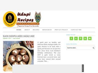 Udupi Recipes