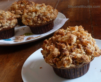 Banana Cornflake Crumble Breakfast Muffins FOODBUZZ #5