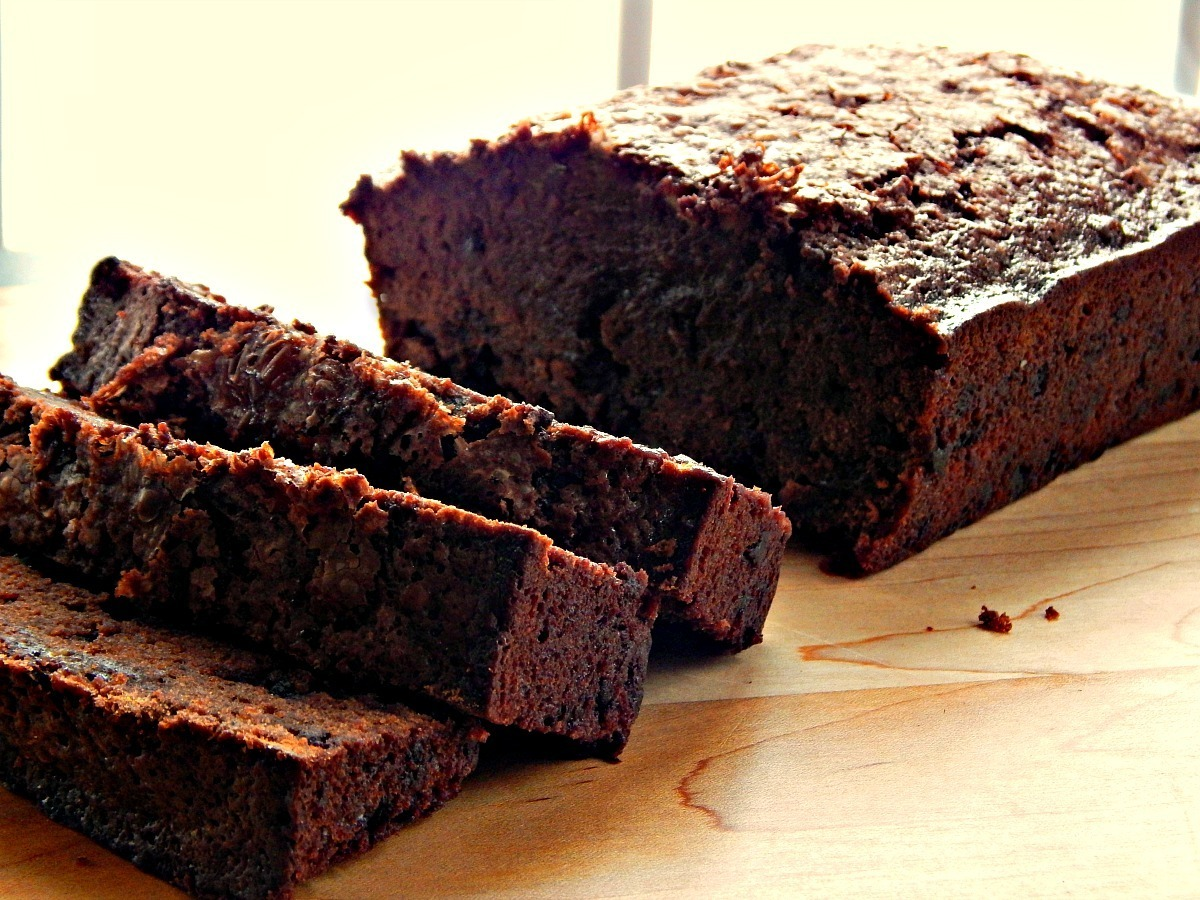 Banana Brownie Bread