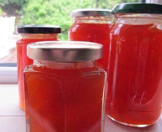 Pink Grapefruit Marmalade - recipe