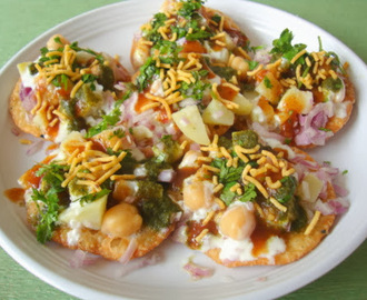 How To Make Papdi Chaat (Recipe Of Papdi Chaat)