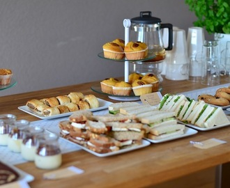 Mijn High Tea Party + Tips