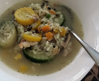 Long Grain & Wild Rice Chicken Soup