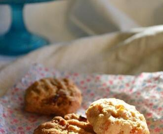 Gluten-free Recipe: Apricot and Coconut Cookies