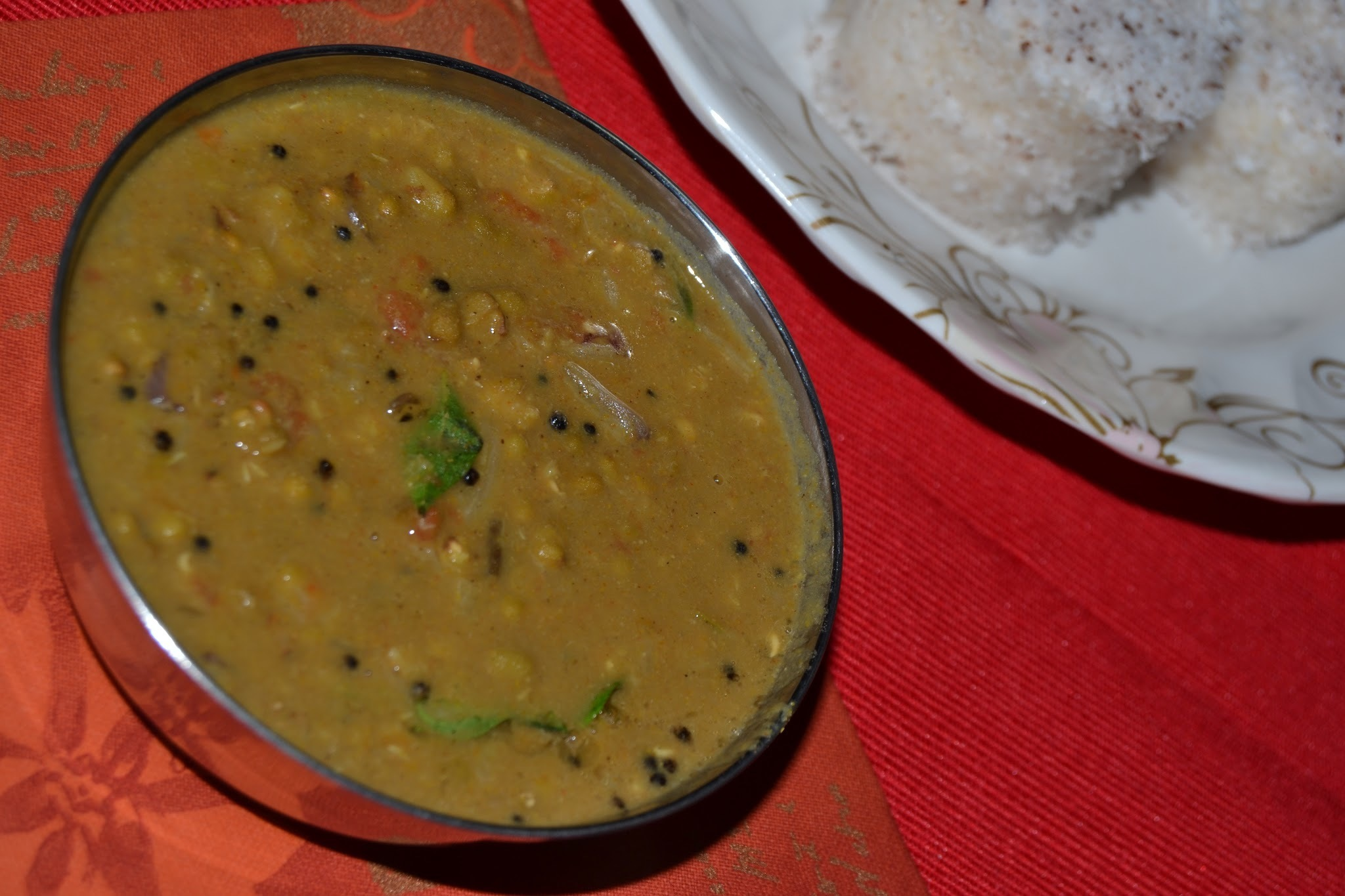 Cherupayar Curry/ Moong Dal Curry