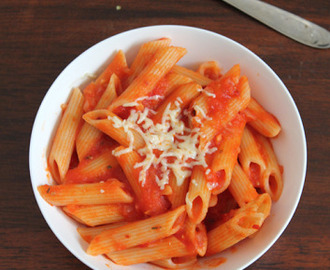 Penne Arrabiata/Pasta Recipes