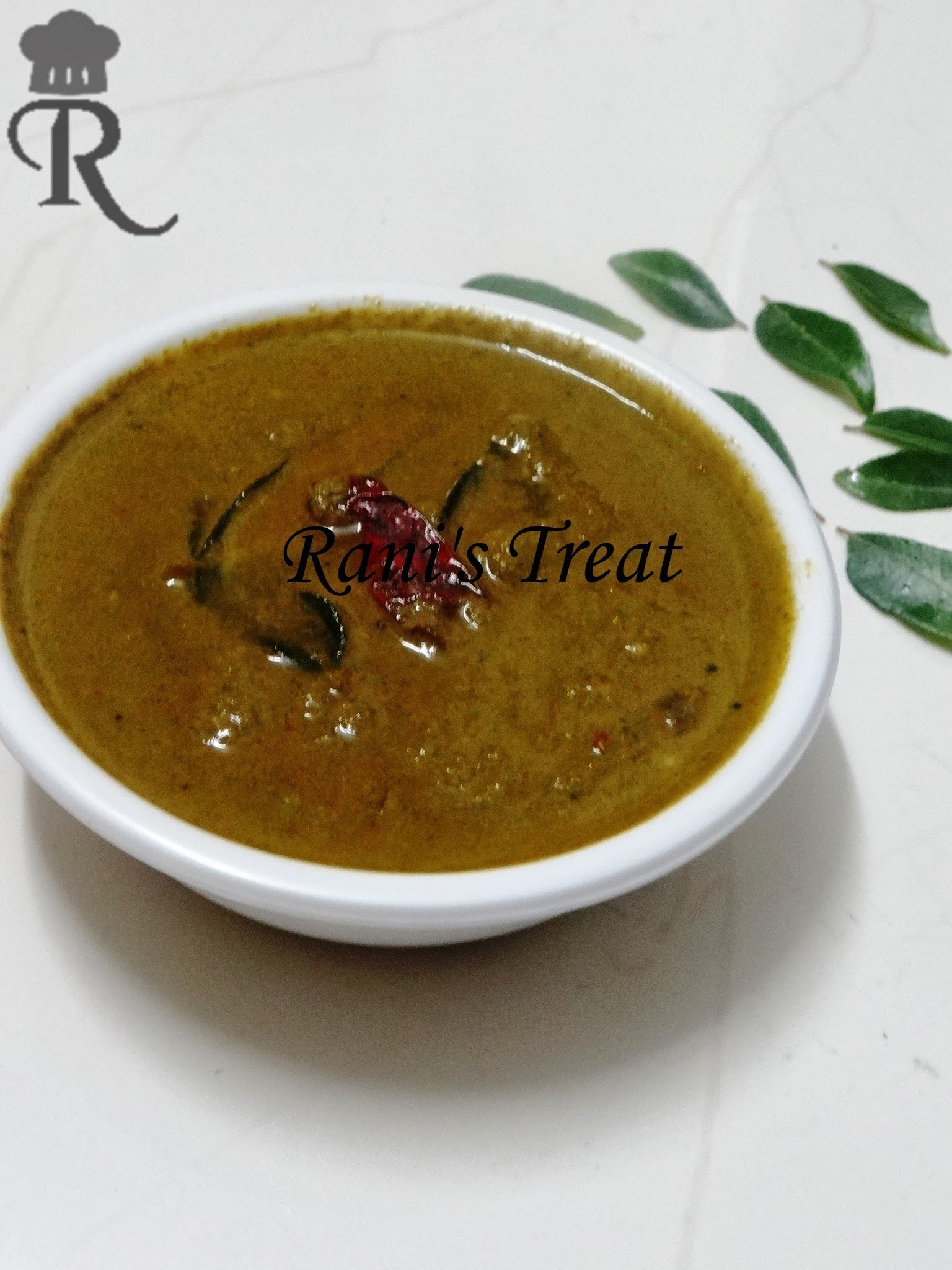 Karuveppilai Kuzhambu / Curry Leaves Gravy