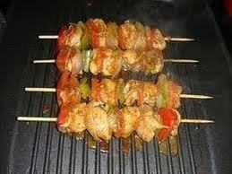 FISH TIKKA SHASHLIK