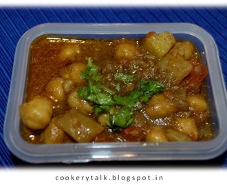 Chole (Chickpea Curry)