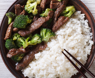 Quick 'n' Easy Beef And Broccoli