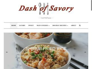 Dash of Savory