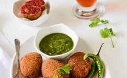 Bengali beetroot cutlets