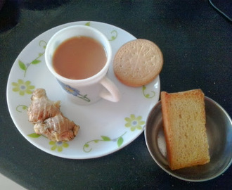 Ginger tea recipe,ginger tea benefits, how to make adrak wali chai