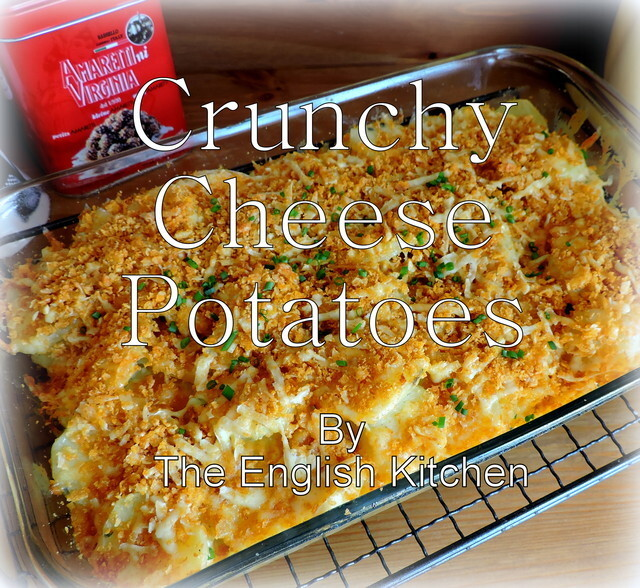 Crunchy Cheese Potatoes