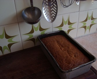 Banana bread (Pan de Banana)