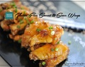 Gluten Free Sweet & Sour Wings